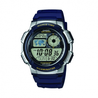 Montre Casio Collection bleue AE-1000W-2AVEF