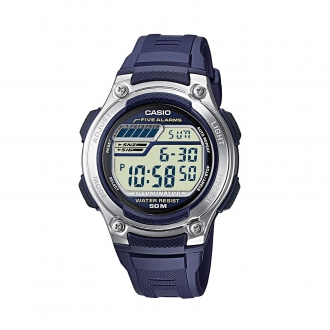 Montre Casio Collection Bleue W-212H-2AVES