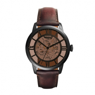 Montre Fossil Automatic marron ME3098