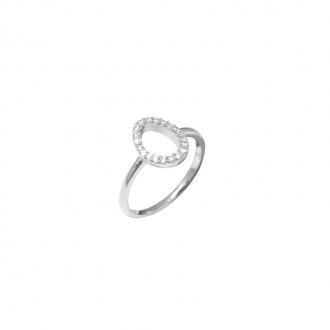 Bague Silver Pop Simplicité Argent 925/000