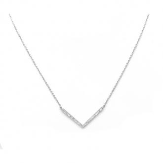 Collier Silver Pop Géometrie Argent 925/000
