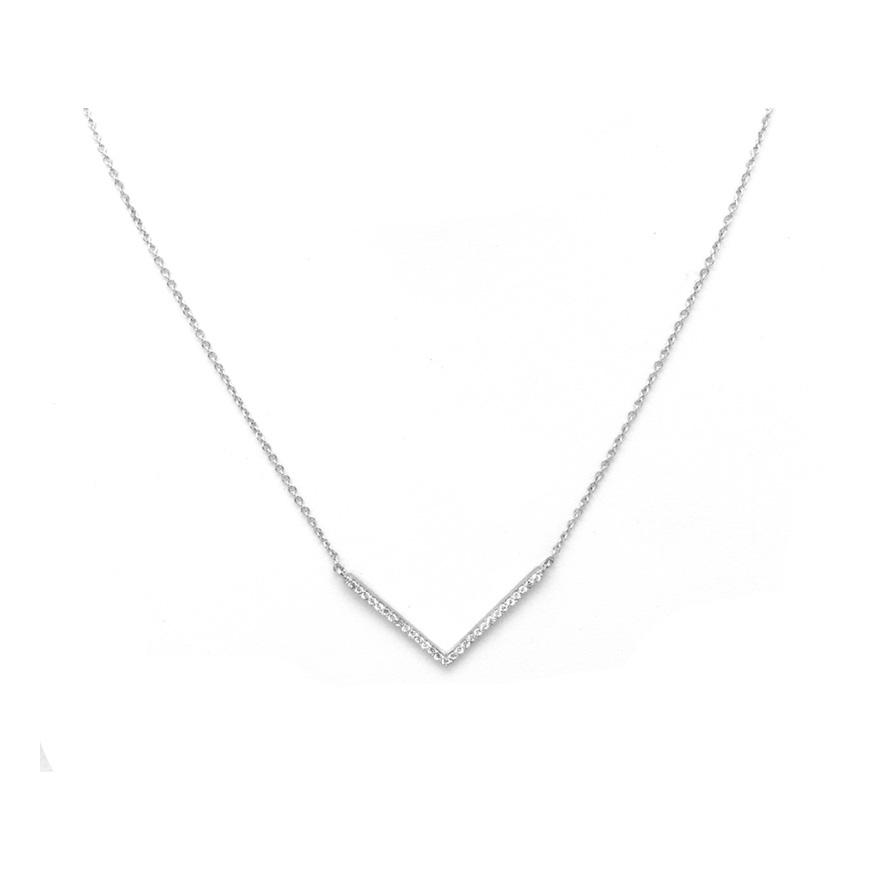 Collier Silver Géometrie Argent Pop 925000 UMVpzqS