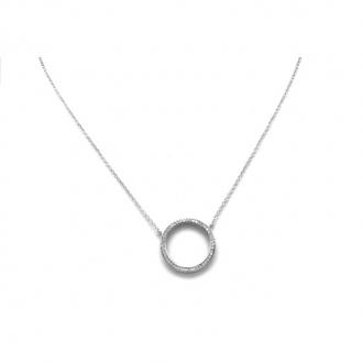 Collier Silver Pop Cercle Argent 925/000