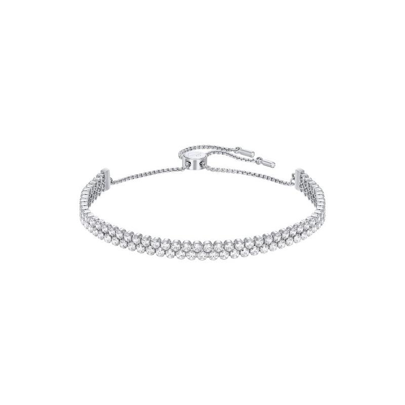 Bracelet Swarovski Subtel argenté 5221397