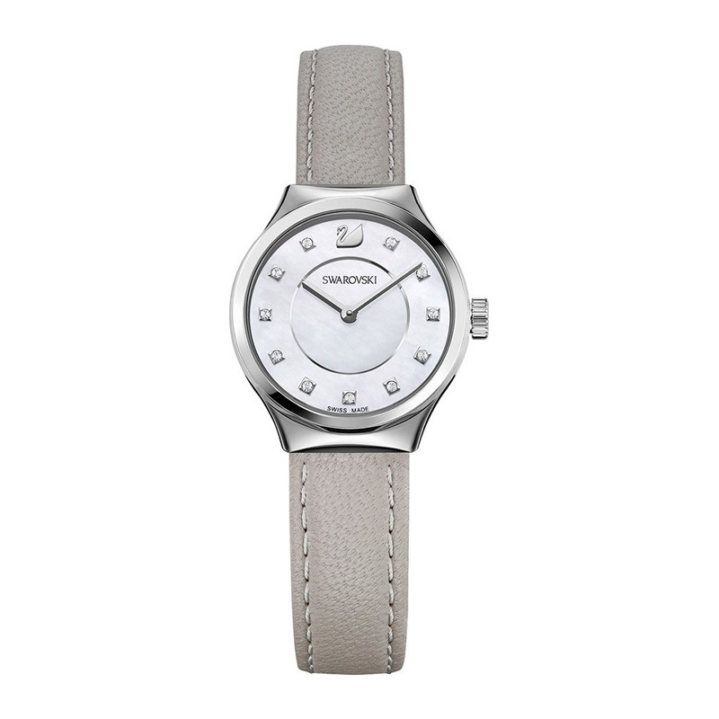 Montre Swarovski Dreamy, Mother of pearl grise 5219457