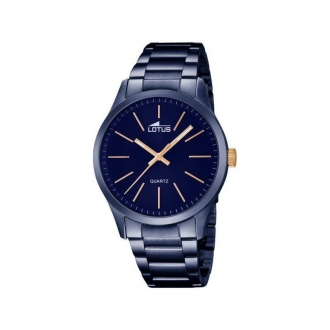 Montre Lotus Smart Casual bleue 18163/2