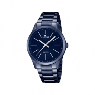 Montre homme Lotus Smart Casual bleue 18163/3