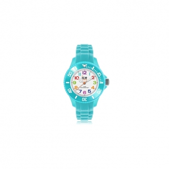 Montres enfant carador bijoux montres en ligne - Montre ice watch bleu turquoise ...