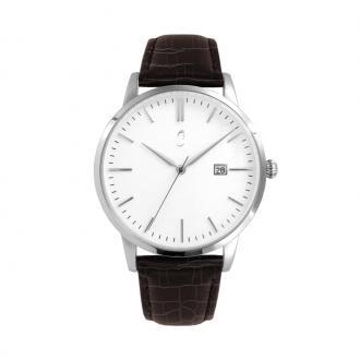 Montre Colori Coinnasseur bracelet cuir marron - 34 mm 5-COL475