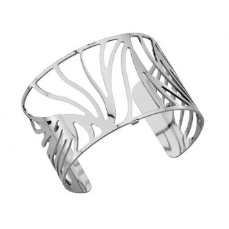 Bracelet Les Georgettes Perroquet Large finition argent brillant 70261621600000