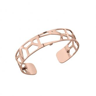 Bracelet Les Georgettes Girafe Small finition or rose brillant 70261654000000