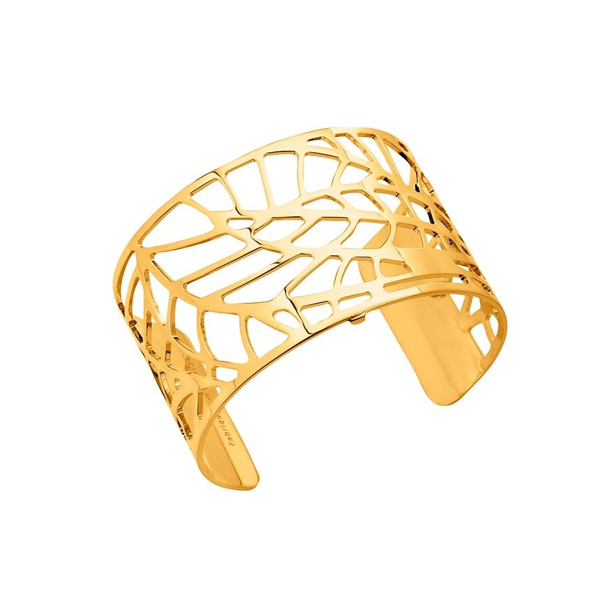 bracelet manchette les georgettes fougeres large finition or brillant. Black Bedroom Furniture Sets. Home Design Ideas
