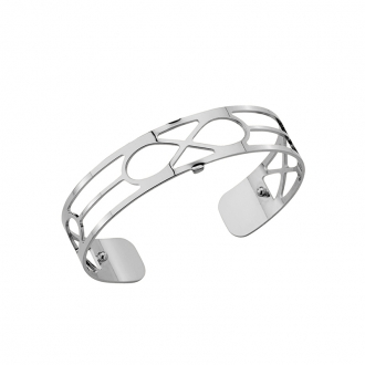 Bracelet Les Georgettes Infini Small finition argent brillant 70265461600000
