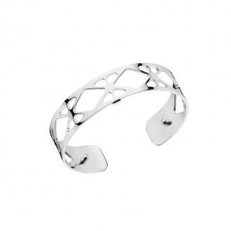 Bracelet Les Georgettes Resille Small finition argent brillant 70285661600000