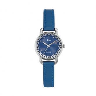 Montre Go Girl Only cadran mini dentelle bleue 698790