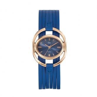 Montre Go Girl Only  bracelet multi-liens bleu 698874