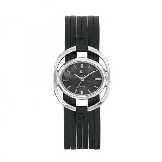 Montre Go Girl Only  bracelet multi-liens noir 698875