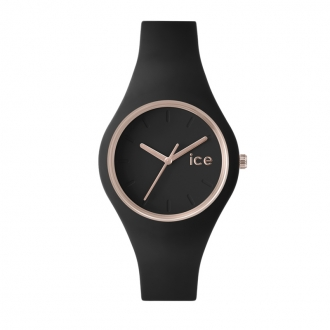 Montre Ice-Watch Ice Glam Black rose gold 000979