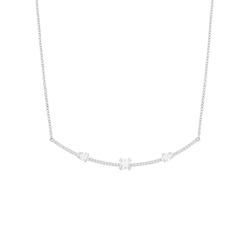 Collier Swarovski Necklace argenté 5272361