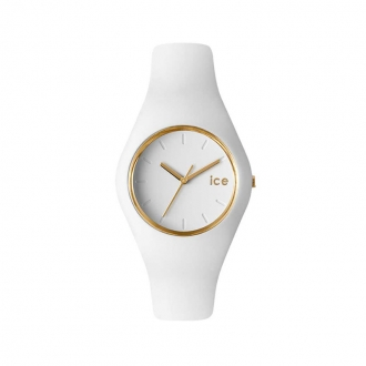 Montre ICE-WATCH Ice Glam blanche 000981