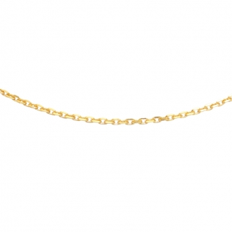 Collier Carador Or Jaune 375/000 50 cm