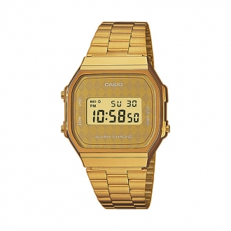 Montre casio Collection dorée A168WG-9BWEF
