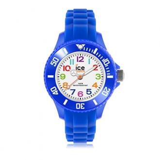 Montre Ice Watch Ice mini bleue 000745