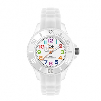 Montre Ice-Watch Ice mini blanche 000744