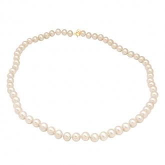 Collier Carador perles 6 mm