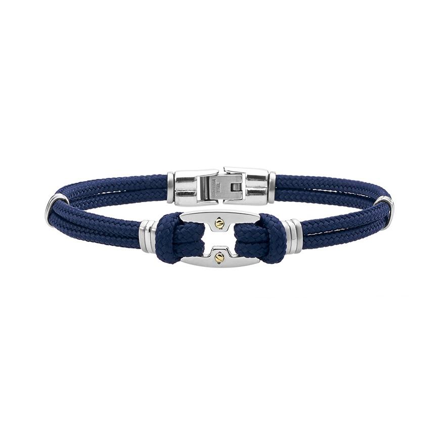 bracelet jourdan bijoux pour homme en acier fz 153 beh pour homme. Black Bedroom Furniture Sets. Home Design Ideas