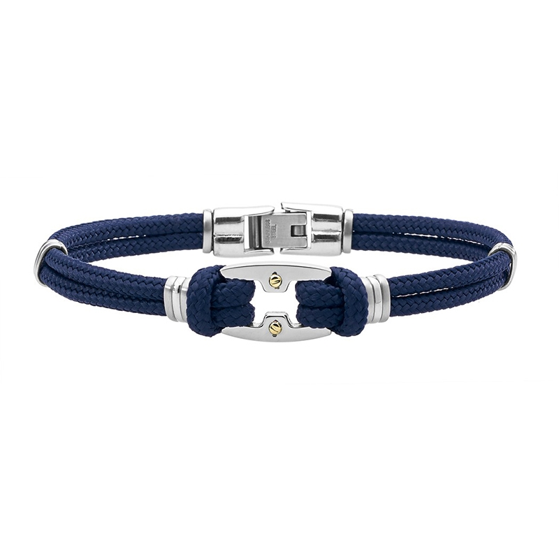 Bracelet Charles Jourdan pour homme en acier FZ 153 BEH