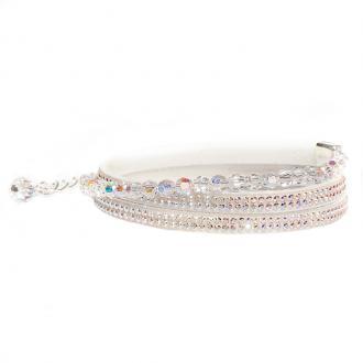 Bracelet Adore cuir beige tendance 5079595