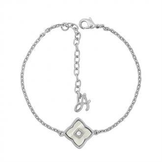 Bracelet Adore 5303208 motif fleur en résine