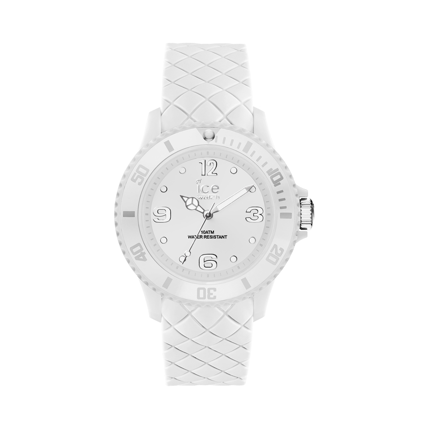 7f2947d54a43cd Montre Ice-Watch Sixty nine blanche 007275 pour FEMME