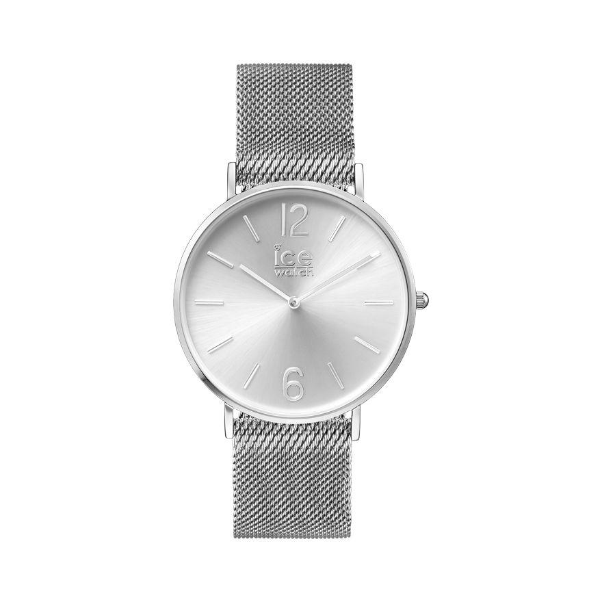 Montre Ice-Watch City Milanese Sliver Shiny Small 012702 pour FEMME et b98ed94b4748