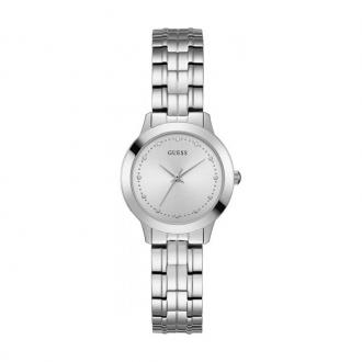 Montre Guess Ladies Dress acier argenté W0989L1