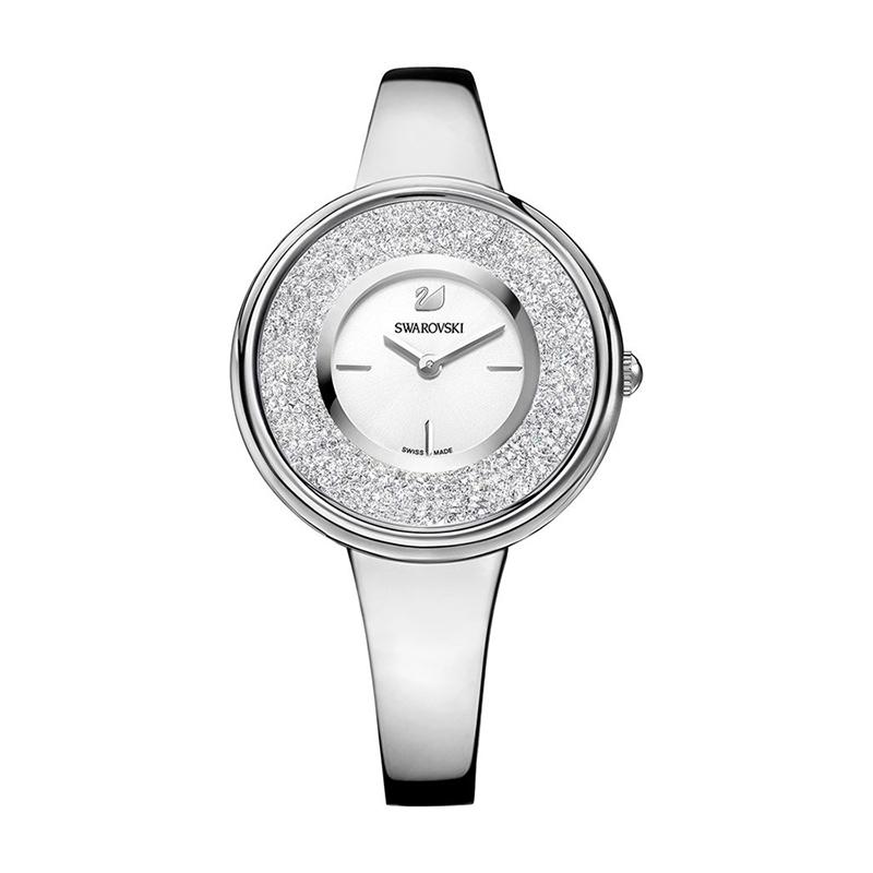 Montre Swarovski Crystalline Pure argentée 5269256