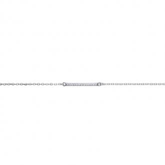 Bracelet fantaisie Carador en argent 925/000