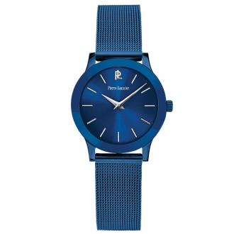 Montre Femme Pierre LANNIER WEEK-END LIGNE PURE bleue 050J968