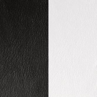 Cuir pour bague Les Georgettes Noir/Blanc 703018599M4000