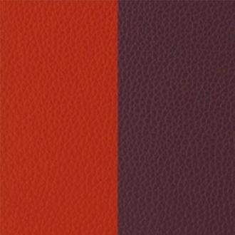 Cuir pour bague Les Georgettes Orange/Brun 703018599M6000