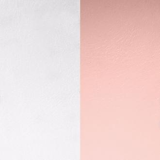 Cuir pour bague 12 mm Les Georgettes Gris/Rose