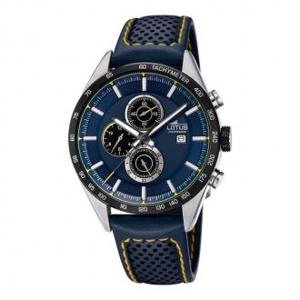 Montre Homme Lotus Multifonction bleue 187370/2