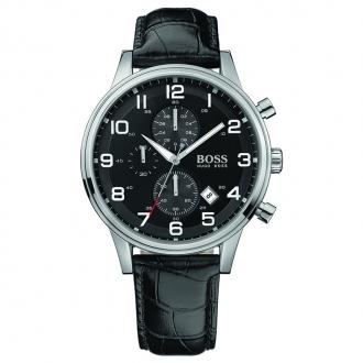 Montre Homme Hugo Boss classic noire 1512448