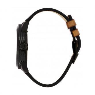 Montre Homme Diesel Rasp marron et noire DZ1764