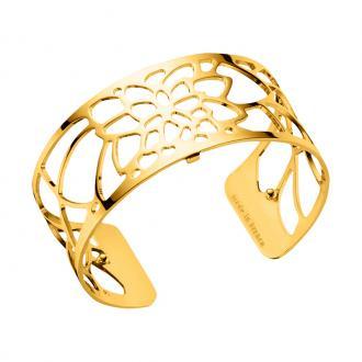 Bracelet Les Georgettes Nenuphar Medium finition or brillant 70295860100000