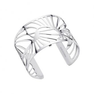 Bracelet Les Georgettes Palmeraie Large finition argent brillant 70295911600000
