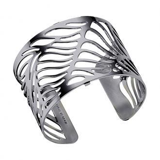 Bracelet Les Georgettes Palmerai Large finition Ruthenium 70295913500000