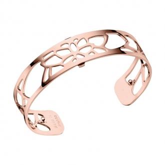 Bracelet Les Georgettes Nenuphar Small finition or rose brillant 70295874000000