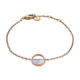 Bracelet femme Skagen Elin doré rose SKJ0999791